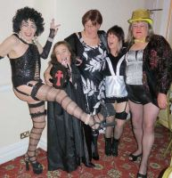 Rocky Horror Party<br/>Friday evening