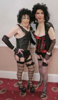 Yasmine & Martine<br/>Rocky Horror Party