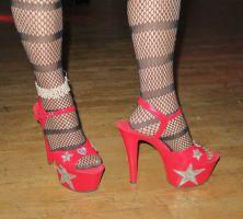 Yasmine's Shoes<br/>Rocky Horror Party