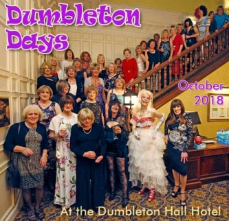 Dumbleton Days October 2018 at the Dumbleton Hall Hotel
