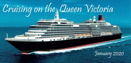 Cruising on the Queen Victoria